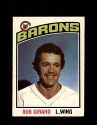 1976 BOB GIRARD OPC #362 O-PEE-CHEE BARRONS *G4146