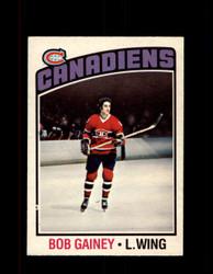 1976 BOB GAINEY OPC #44 O-PEE-CHEE CANADIENS *G4173