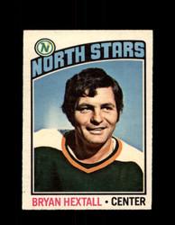 1976 BRYAN HEXTALL OPC #13 O-PEE-CHEE NORTH STARS *G4184