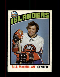 1976 BILL MACMILLAN OPC #312 O-PEE-CHEE ISLANDERS *G4211
