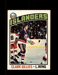 1976 CLARK GILLIES OPC #126 O-PEE-CHEE ISLANDERS *G4060