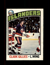 1976 CLARK GILLIES OPC #126 O-PEE-CHEE ISLANDERS *G2947