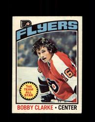 1976 BOBBY CLARKE OPC #70 O-PEE-CHEE FLYERS *G2960
