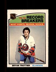 1976 BRYAN TROTTIER OPC #67 O-PEE-CHEE ISLANDERS *4113