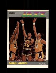1987 DARRELL GRIFFITH FLEER #46 JAZZ *4800
