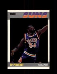 1987 ED PINCKNEY FLEER #88 SUNS *R5022