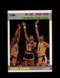 1987 DARRELL GRIFFITH FLEER #46 JAZZ *G4244