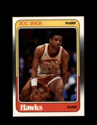 1988 DOC RIVERS FLEER #3 HAWKS *G4295