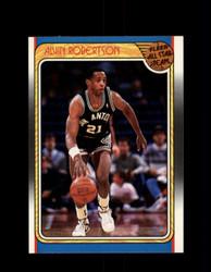 1988 ALVIN ROBERTSON FLEER #128 ALL STAR TEAM *G4300