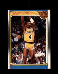 1988 BYRON SCOTT FLEER #122 ALL STAR TEAM *G4301