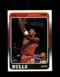 1988 BRAD SELLERS FLEER #21 BULLS *G4325