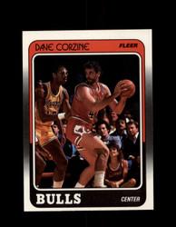 1988 DAVE CORZINE FLEER #15 BULLS *G4328