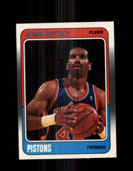 1988 ADRIAN DANTLEY FLEER #39 PISTONS *G4337