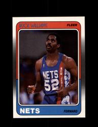 1988 BUCK WILLIAMS FLEER #79 NETS *G4361