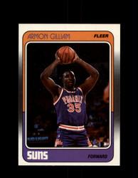 1988 ARMON GILLIAM FLEER #89 SUNS *G4375