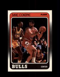 1988 DAVE CORZINE FLEER #15 BULLS *G4389