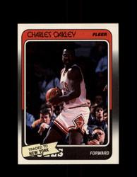 1988 CHARLES OAKLEY FLEER #18 BULLS *G4390