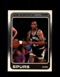 1988 ALVIN ROBERTSON FLEER #105 SPURS *3059