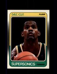 1988 DALE ELLIS FLEER #107 SUPERSONICS *R4387