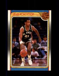 1988 ALVIN ROBERTSON FLEER #128 ALL STAR TEAM *4742