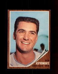 1962 BOB ASPROMONTE TOPPS #248 COLTS *1326