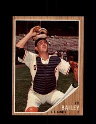 1962 ED BAILEY TOPPS #459 GIANTS *G4013