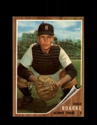 1962 MIKE ROARKE TOPPS #87 TIGERS *G4031
