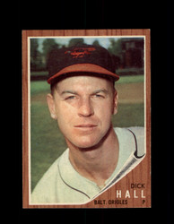 1962 DICK HALL TOPPS #189 ORIOLES *G4037