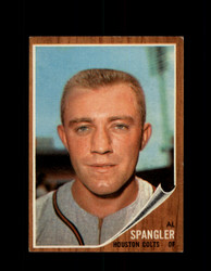 1962 AL SPANGLER TOPPS #556 COLTS *G4048