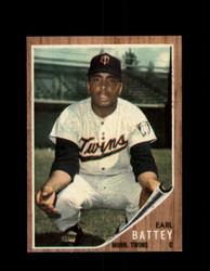 1962 EARL BATTEY TOPPS #371 TWINS *G4064