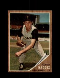1962 HARVEY HADDIX TOPPS #67 PIRATES *G4071