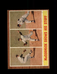 1962 MIKE MCCORMICK TOPPS #319 GIANTS *9839