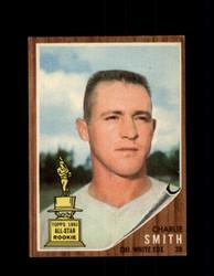 1962 CHARLIE SMITH TOPPS #283 WHITE SOX *G6355
