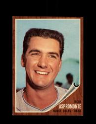 1962 BOB ASPROMONTE TOPPS #248 COLTS *G2944