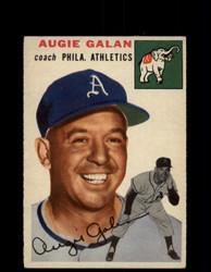 1954 AUGIE GALAN TOPPS #233 ATHLETICS *G4419