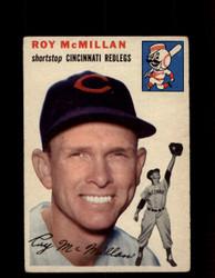 1954 ROY MCMILLAN TOPPS #120 REDLEGS *G4430