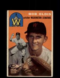 1954 BOB OLDIS TOPPS #91 SENATORS *G4442