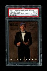 1991 NOLAN RYAN BLEACHERS PROMO TUX ' COPY S.T.L. TRI STAR PSA 9