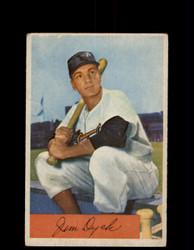 1954 JIM DYCK BOWMAN #85 ORIOLES *R3515
