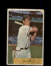 1954 JOE ADCOCK BOWMAN #96 BRAVES *9986