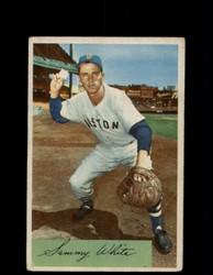 1954 SAMMY WHITE BOWMAN #34 RED SOX *G2986