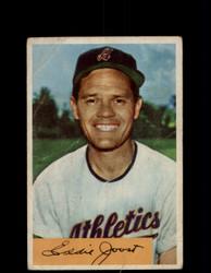 1954 EDDIE JOOST BOWMAN #35 ATHLETICS *G2994