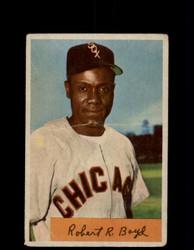 1954 BOB BOYD BOWMAN #118 WHITE SOX *G3965