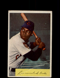 1954 LUKE EASTER BOWMAN #116 INDIANS *R1895