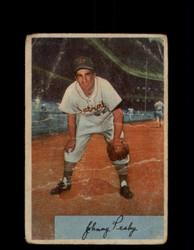 1954 JOHNNY PESKY BOWMAN #135 TIGERS *7234