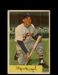 1954 CHICO CARRASQUEL BOWMAN #54 WHITE SOX *R2567