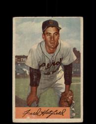 1954 FRED HATFIELD BOWMAN #119 TIGERS *G3998