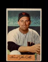 1954 FRANK SHEA BOWMAN #104 SENATORS *G2946