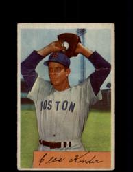 1954 ELLIS KINDER BOWMAN #98 RED SOX *G3995