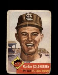 1953 GORDON GOLDSBERRY TOPPS #200 BROWNS *G4412